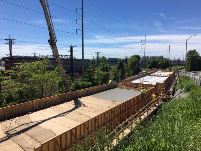 The Countdown Begins! 36 Days Remain Until  The New Metro North/Atlantic Street Bridge Is Rolled Into Place